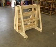 cavallette in legno