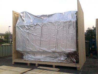 servizio imballaggio industriale