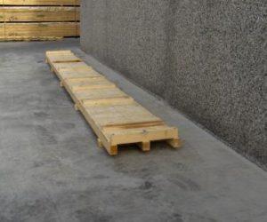 pedana in legno