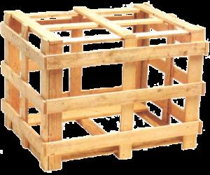 produttore gabbie in legno